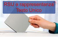 RSU e rappresentanza Testo Unico