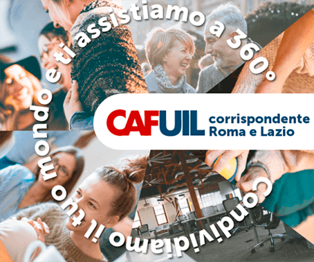 CAF UIL Roma